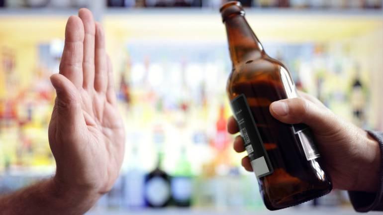 Consumo alcohol.
