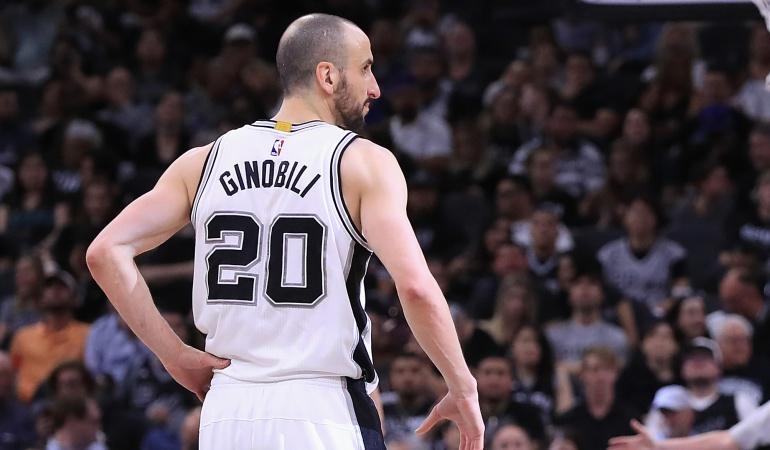 Manu Ginóbili retiro: Manu Ginóbili anunció su retiro del baloncesto