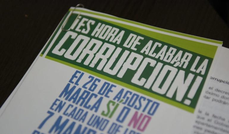 Caricaturas Consulta anticorrupción: Con sarcasmo y humor fueron registrados los resultados de la Consulta