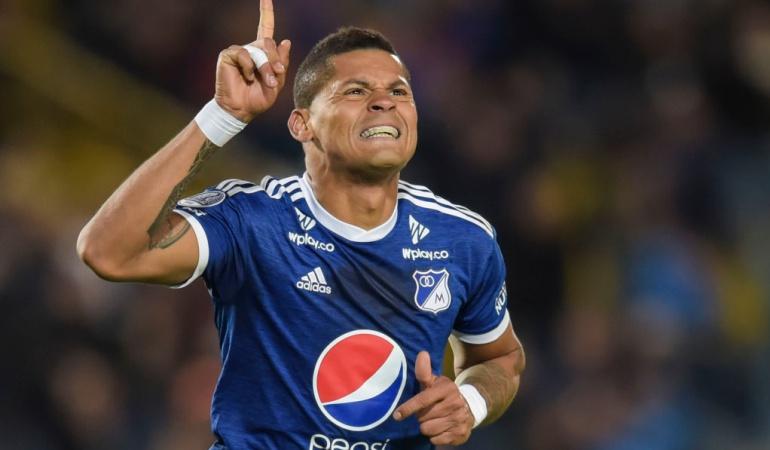 Goles Ayron del Valle Millonarios: Los 41 goles de Ayron del Valle con la camiseta de Millonarios