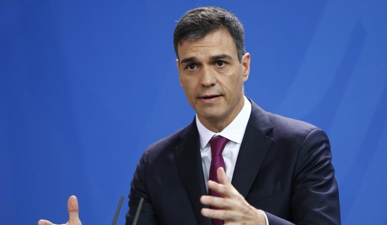 Diálogos de paz con el Eln: Esta será la agenda del presidente del Gobierno Español en Colombia