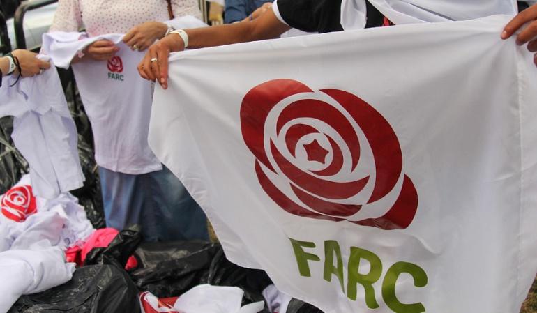 Oposición Farc: Farc, tercera bancada opositora al Gobierno de Duque