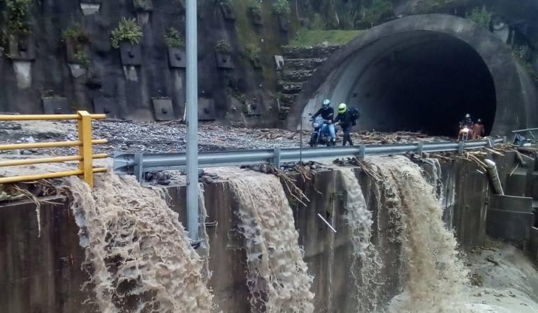 Hasta que se garantice seguridad se reabrirá la vía a Villavicencio