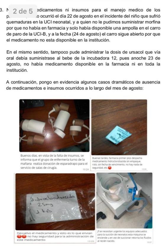Bebé muerto en Incubadora: No tenía con qué atenderlo: enfermera ante bebé quemado en incubadora