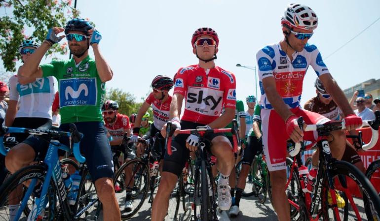 En vivo etapa 5 Vuelta a España: El australiano Simon Clarke se lleva la quinta etapa de la Vuelta a España