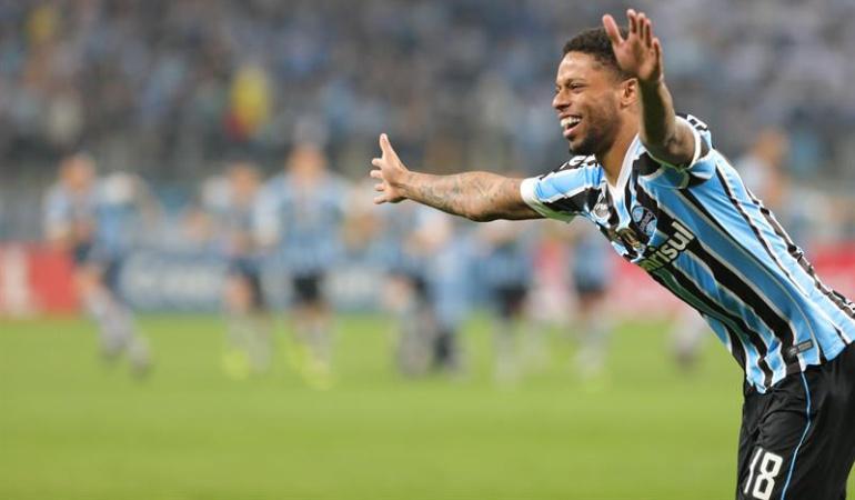 Gremio clasifica Copa Libertadores: Gremio vence con suspenso y continuará en la defensa de su título de Copa