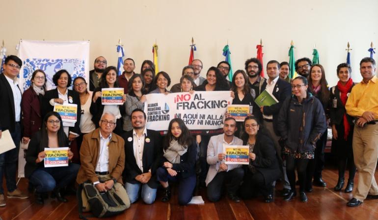 Fracking: Ambientalistas internacionales piden prohibición del fracking en Colombia