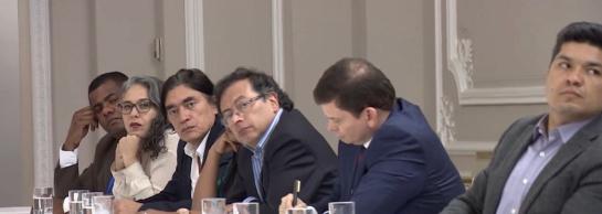 Medidas gubernamentales anticorrupción: Avanza reunión de Duque, promotores de consulta anticorrupción y partidos