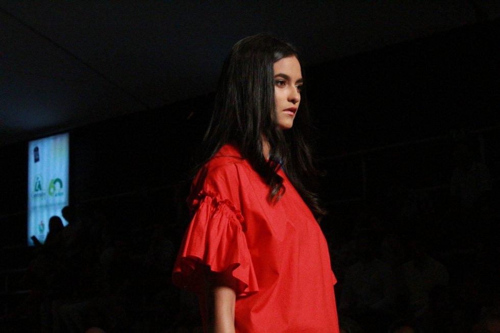 Ibagué Negocios y Moda desfiles: Elegancia e informalidad se vio en el primer día de Ibagué Negocios y Moda