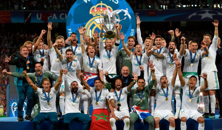 Así quedó el sorteo de la fase de grupos — Champions League