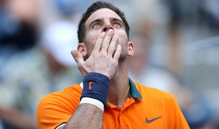 Del Potro US Open tercera ronda: Del Potro venció a Kudla y en 3ra ronda del US Open enfrentará a Verdasco