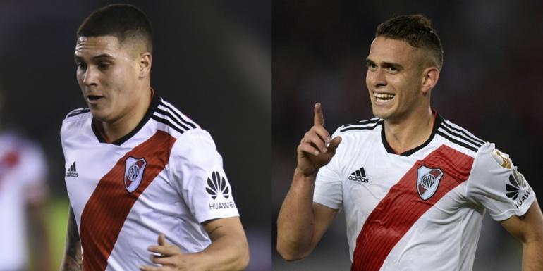 River Plate, Juan Fernando Quintero, Rafael Santos Borré, Copa Libertadores: River Plate avanzó a cuartos de final de la Libertadores con aroma cafetero