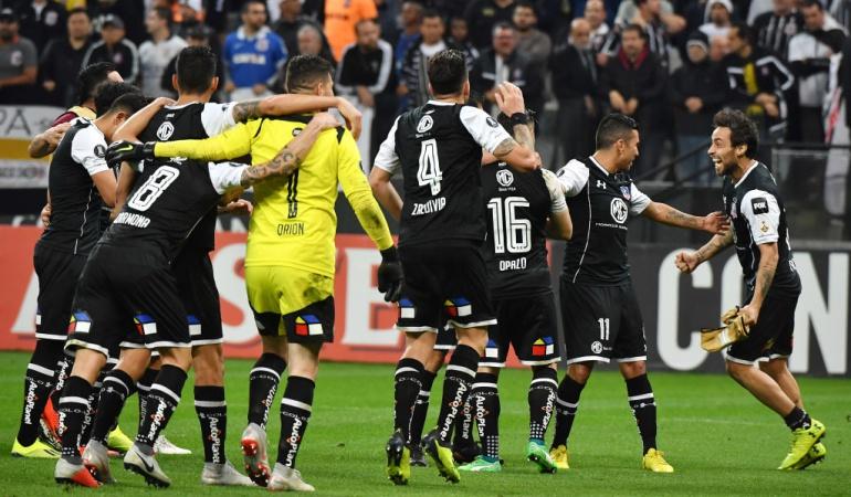 Colo Colo cuartos de final Libertadores: Colo Colo se aferra al gol visitante y avanza a cuartos de la Libertadores