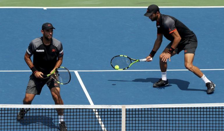 Farah y Cabal Us Open: Farah y Cabal comenzaron con victoria su camino en el US Open