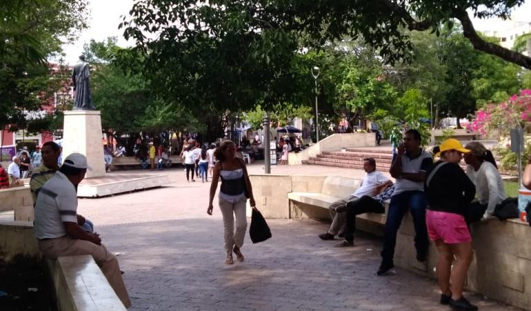 """Caminantes venezolanos: El rebusque de los """"chamos"""" en Sincelejo"""