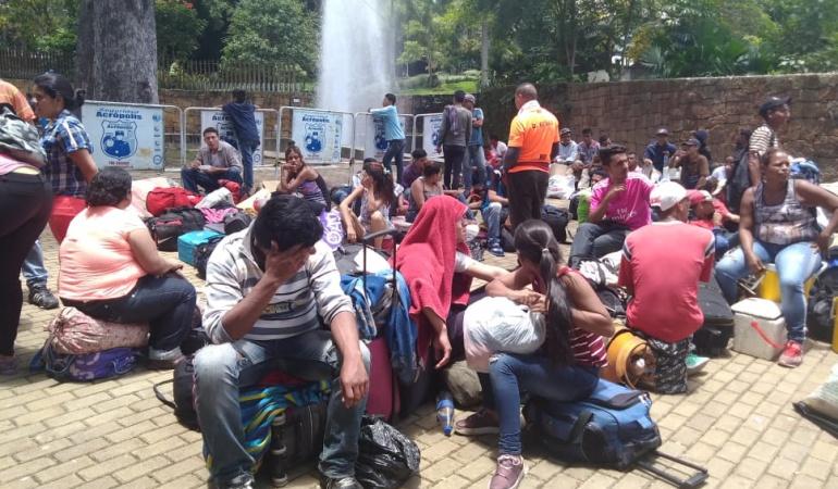 """Migración venezolana.: """"El sistema de salud está en shock por migración venezolana"""""""