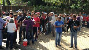 Caminantes venezolanos: Éxodo genera nuevo parque en Bucaramanga, el de los venezolanos
