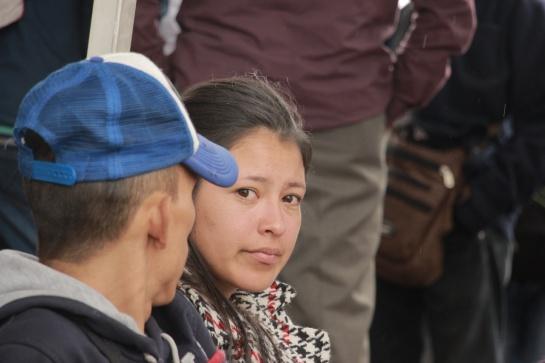 Caminantes venezolanos: Cerca de 300 venezolanos llegan diariamente a Bogotá