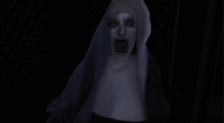 La Monja la película