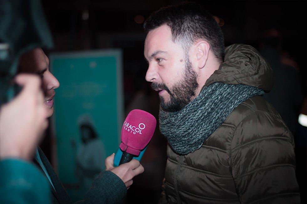 Andrés López, director del programa A vivir que son dos días de Caracol Radio.