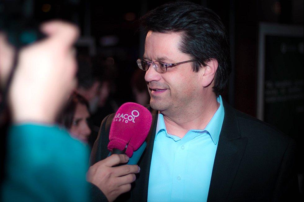 Jhon Camacho, director de Operaciones de Caracol Radio.