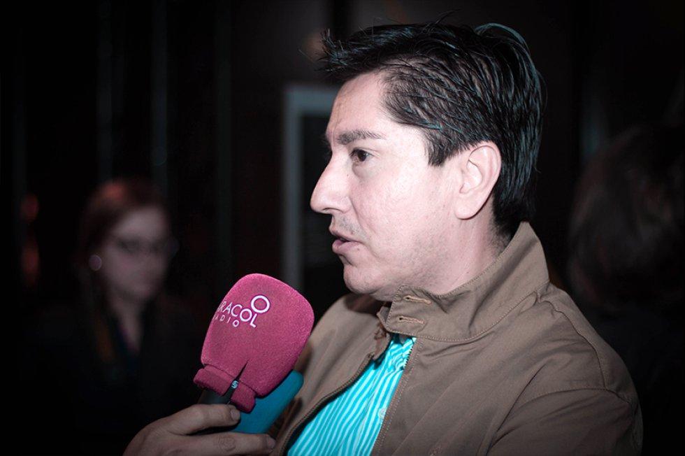 Titto Pucceti, periodista Deportivo.