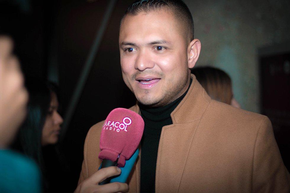 Ray Barrios, director de las emisora Oxígeno y Tropicana, en Caracol S.A.