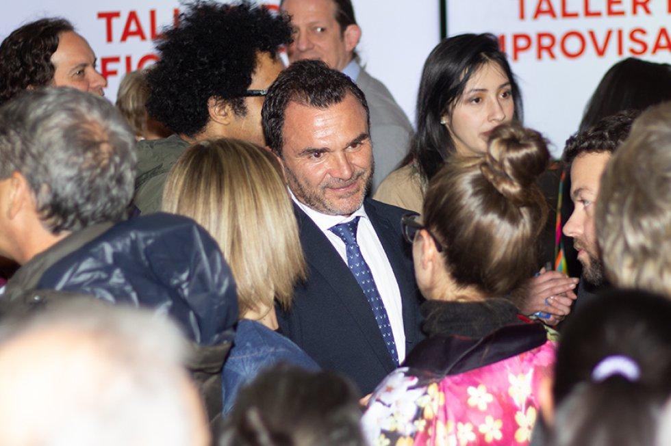 Ignacio Reglero, presidente de Caracol.