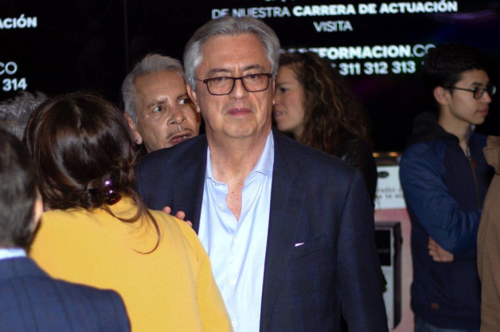 Ricardo Alarcón fue presidente de Caracol Radio y ahora trabaja como asesor de la compañía.