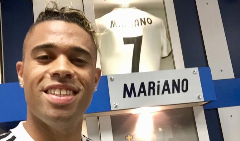 """Mariano Díaz, Real Madrid: Mariano Díaz: """"Es un reto y un orgullo llevar el 7"""""""