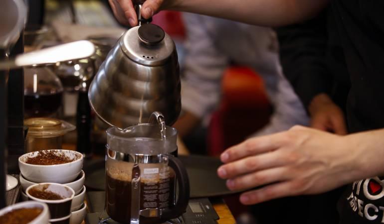 Efectos del café.: Estados Unidos rechazó etiquetar el café con advertencia sobre el cáncer