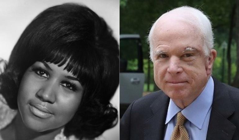 Funeral Aretha Franklin y John McCain: Los funerales que conmueven a Estados Unidos