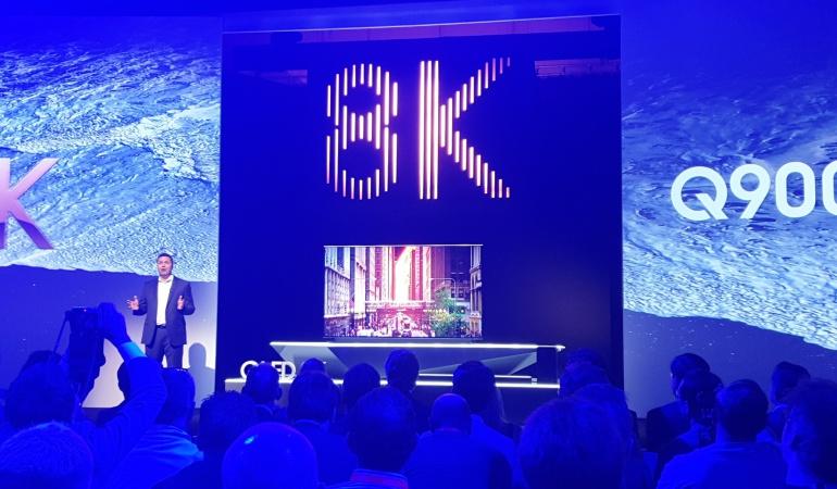 Televisores 8K: ¿Televisores del Futuro?