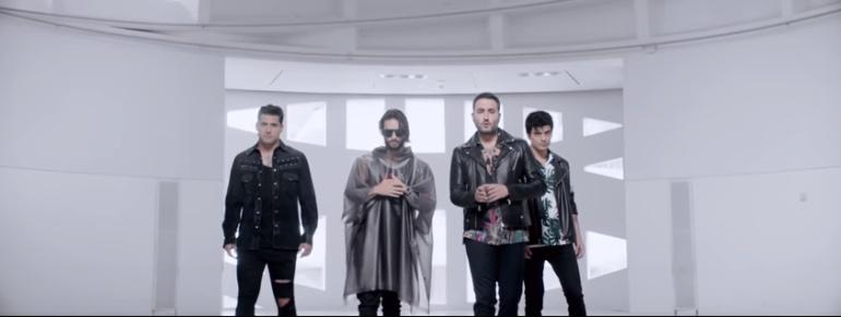 Nueva canción de Maluma y Reik 'Amigos con derechos'
