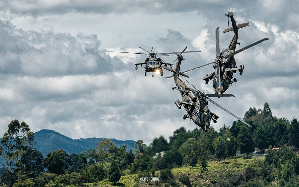 Black Hawk: Black Hawk, el helicóptero que se convirtió en el terror de los criminales