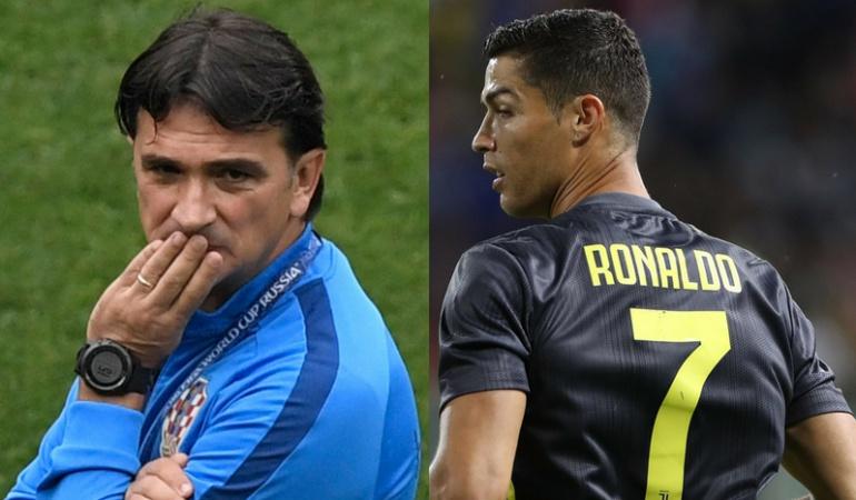 "Zlatko Dalic, Cristiano Ronaldo: Zlatko Dalic: ""Cristiano Ronaldo es un egoísta; no lo querría en mi equipo"""