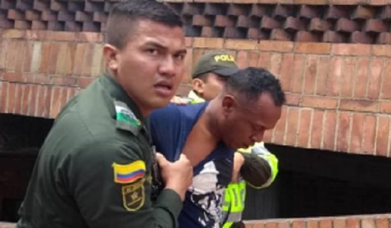 asesinato funcionario Gobernación Cundinamarca.: Inocente se declaró alias El Niche