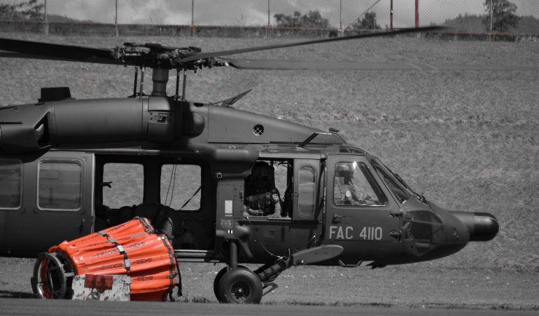 30 años del Black Hawk en Colombia