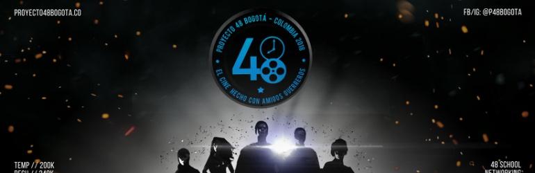 Proyecto 48 Bogotá: ¡Inscripciones abiertas! Proyecto 48 está de regreso