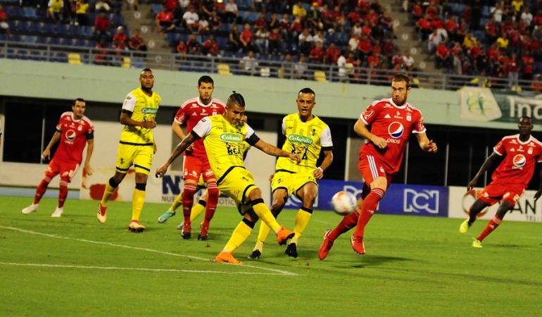 Alianza Petrolera 1-1 América: Con empate inició la era del 'Pecoso' Castro en el América