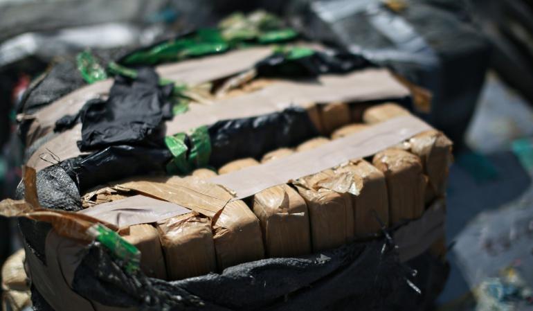 Cocaína colombiana en Holanda: Elevan a 7,5 las toneladas de cocaína colombiana incautadas en Holanda