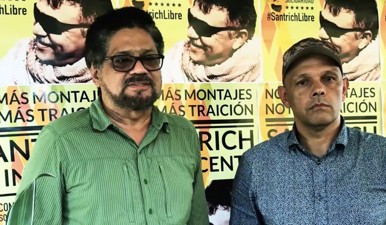 """Riesgos judiciales ex Farc: Los riesgos judiciales para los ex Farc """"evadidos"""""""
