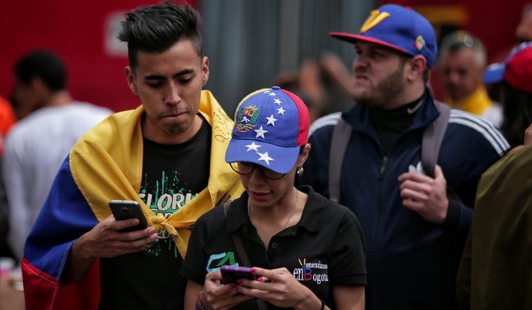 Venezolanos en Colombia: Pese a dificultades, Colombia seguirá siendo solidaria con venezolanos
