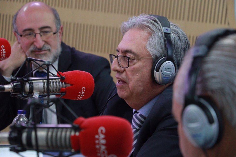 #Caracol70Años anécdotas: Ricardo Alarcón recuerda su paso en #Caracol70Años