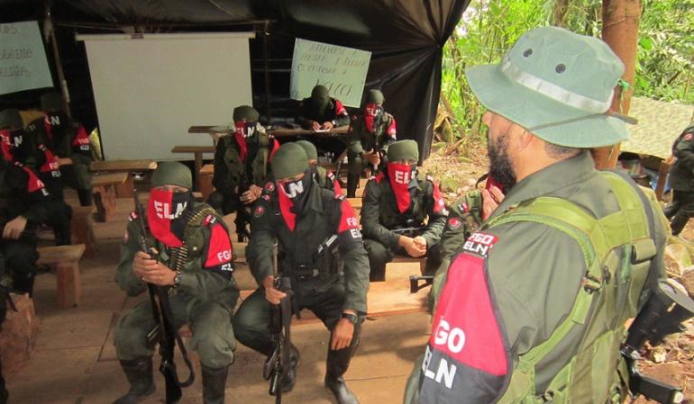 Secuestros ELN: Eln afirma que no se han establecido protocolos para liberar secuestradros