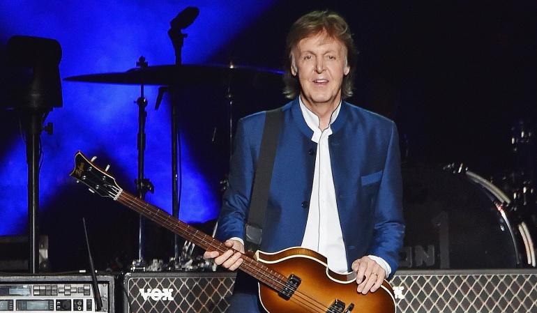 Nuevo album Paul Mccartney,'Egypt Station': Paul McCartney, el rockero que cautiva millennials