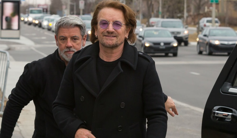 Bono recuperará la voz muy pronto y podrá completar la gira de U2