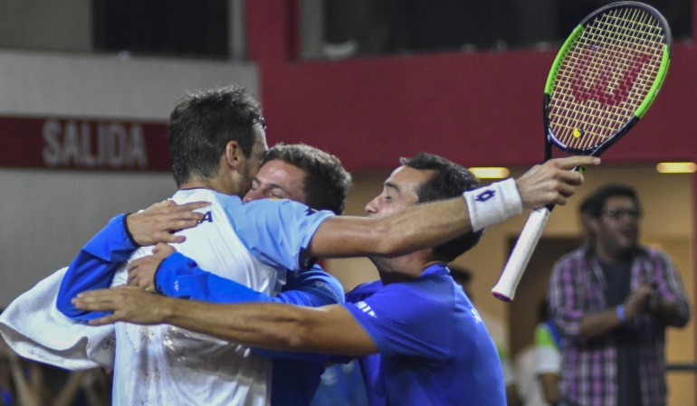 Copa Davis Colombia Vs Argentina: Argentina definió su equipo de Copa Davis para enfrentar a Colombia