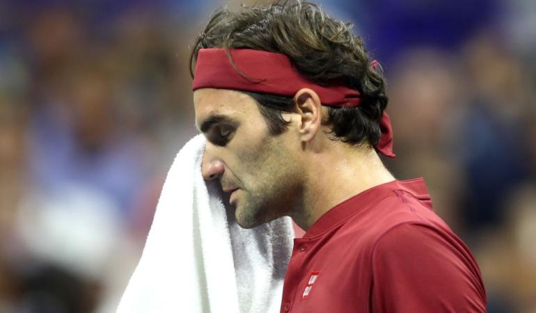US Open Federer eliminado: Sorpresa en el US Open, Federer es eliminado en octavos por Milman