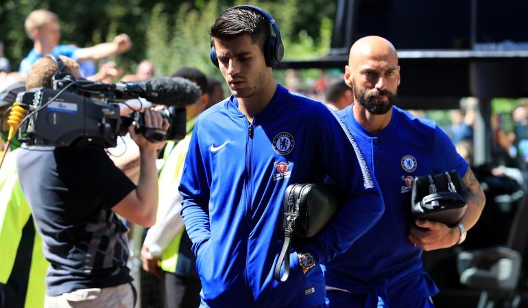 "Alvaro Morata Julen Lopetegui Mundial de Rusia Real Madrid: Morata: ""No le guardo rencor a Lopetegui por no haberme llevado al Mundial"""